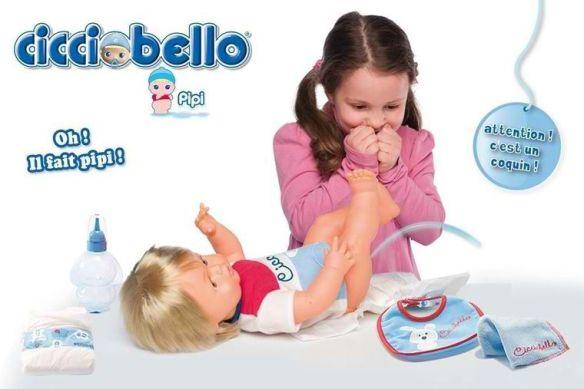 Le moment à risque de l'examen des nourrissons